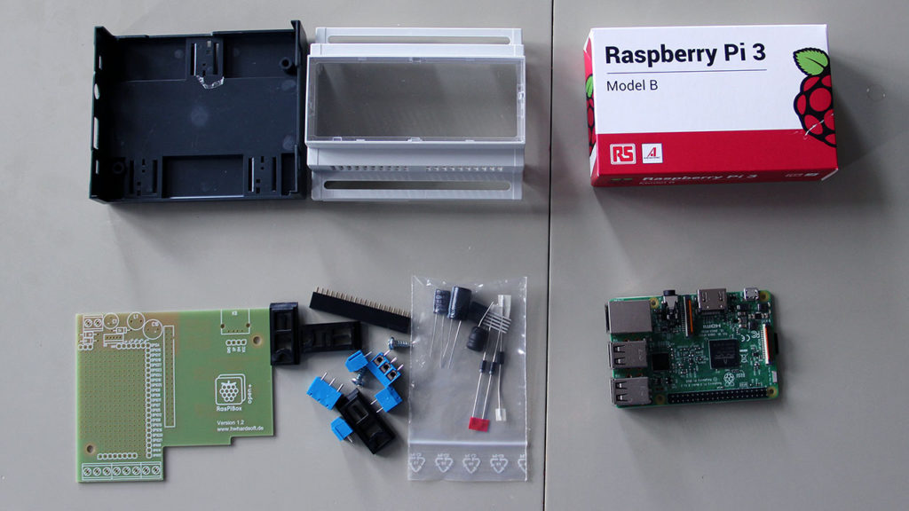 RasPiBox and Raspberry PI