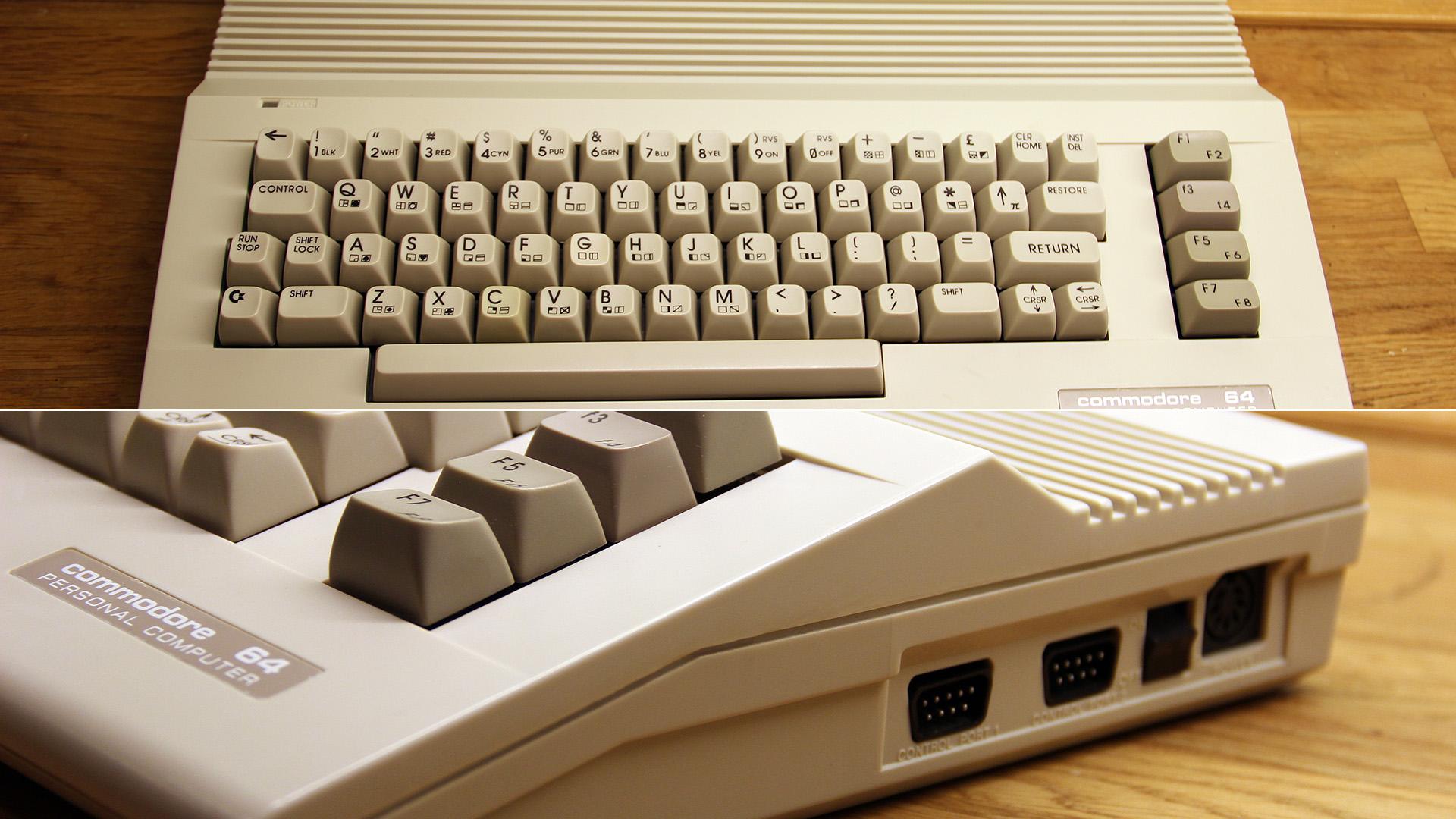 Commodore 64 restoration – AllTwinCAT